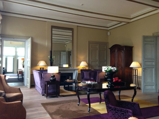 Hotel Dukes' Palace Bruges: Área Social