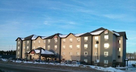 Hotels In Fox Creek Alberta Canada