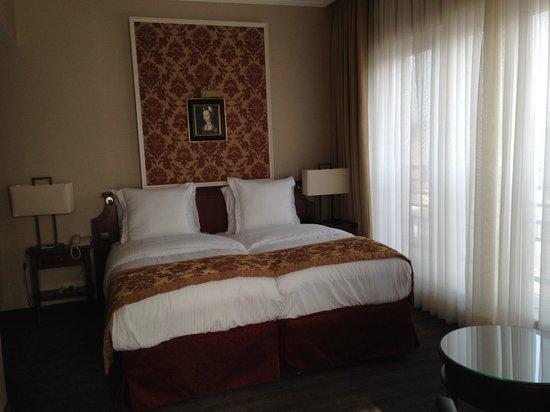 Hotel Dukes' Palace Bruges: Apartamento