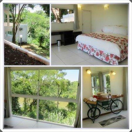 Guest House Puerto Iguazu: Iguazu Suite with River View