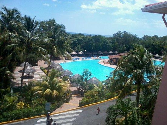 Barcelo Montelimar Vista Hermosa Desde El Hotel De Beach