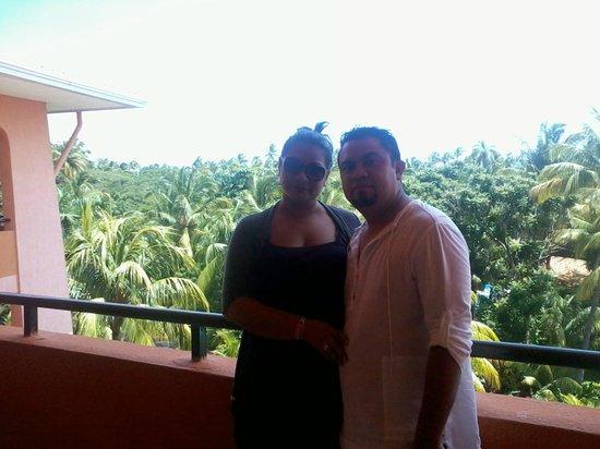 Barceló Montelimar Beach : Vista espectacular del Hotel de Montelimar Beach