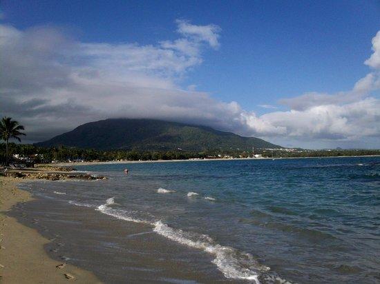 Grand Paradise Playa Dorada : La playaaa