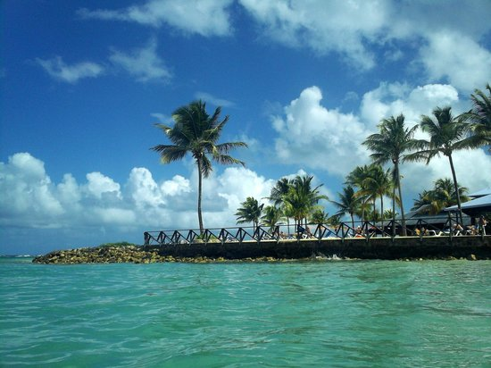 Grand Paradise Playa Dorada : La playaaaa