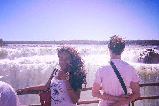 Cataratas del Iguazú: el paraisooooo