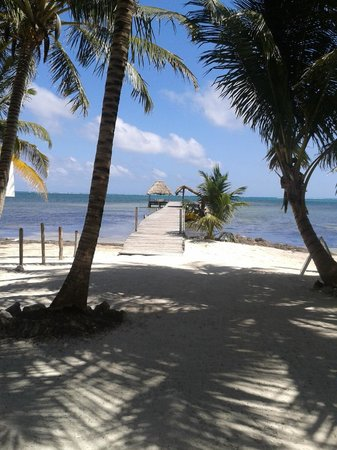 Capricorn Resort: View of the pier