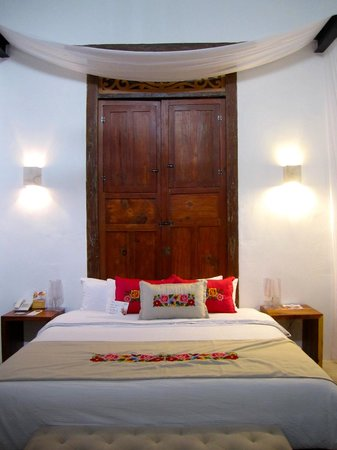 Koox Casa de las Palomas Boutique Hotel: our suite