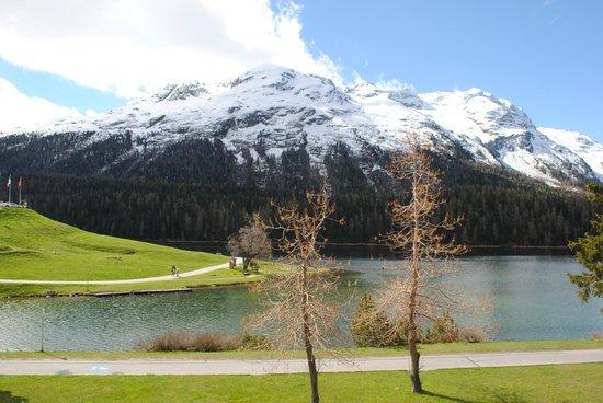 Engadine: St. Moritz