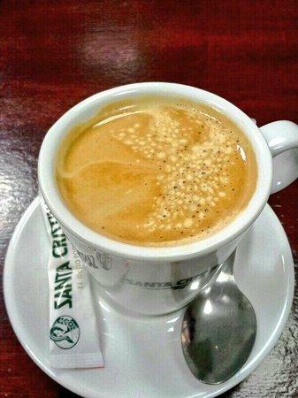 Mesón La Buena Mano: Un café para desayunar