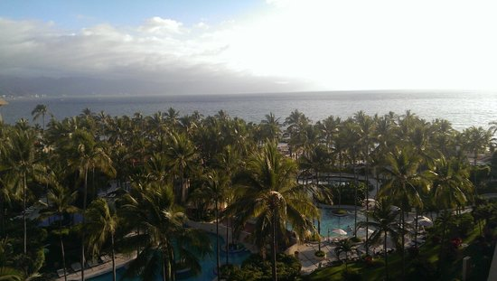 The Westin Resort & Spa Puerto Vallarta: View from our room
