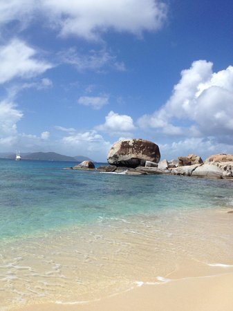 Guavaberry Spring Bay Vacation Homes: Spring Bay Beach Virgin Gorda