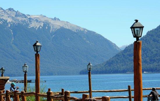 Mirador Lago Traful: Lago Traful