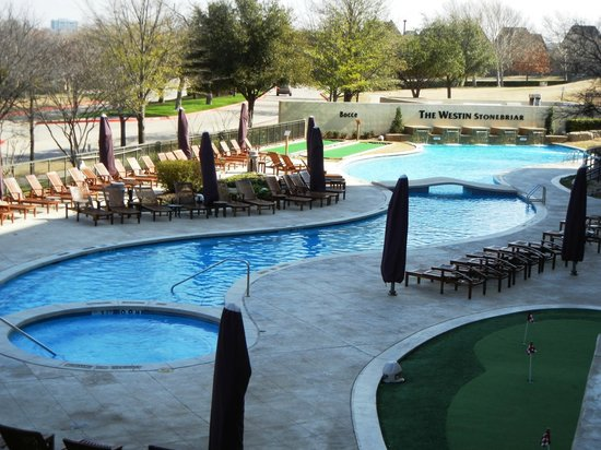The Westin Stonebriar Hotel & Golf Club: Beautiful views outdoors