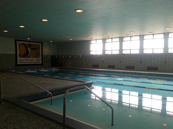 Bolger Center: Large Pool