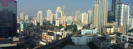 The Westin Grande Sukhumvit : view from the window