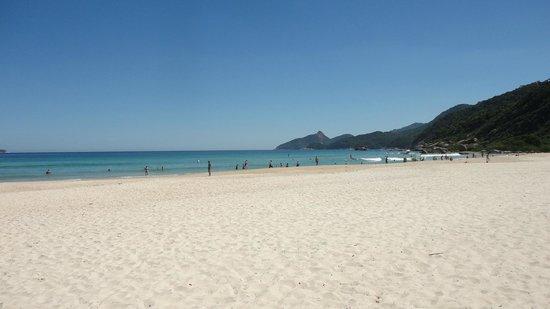 Lopes Mendes Beach: playa