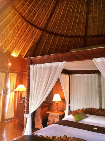 Dewani Villa : Beautiful room upstairs