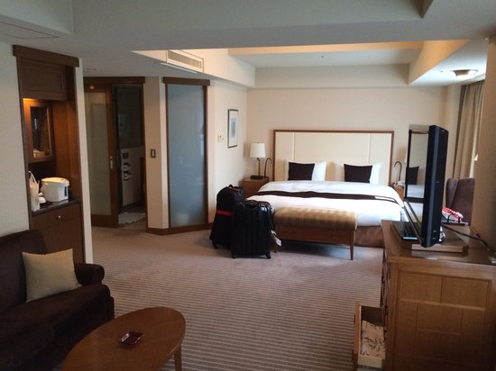 Imperial Hotel Tokyo : Room