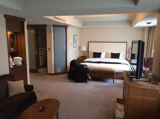 Imperial Hotel Tokyo: Room
