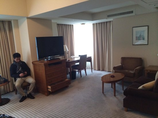 Imperial Hotel Tokyo: Living room