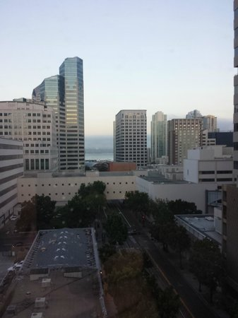 The Bristol Hotel - A Greystone Hotel: View from room 807