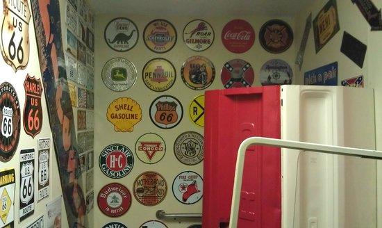 Cruisers Cafe 66: Туалет