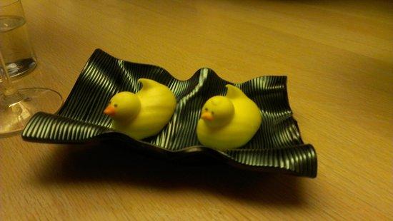 minibar, Washington, D.C.: MiniBar's 'Rubber Ducky'