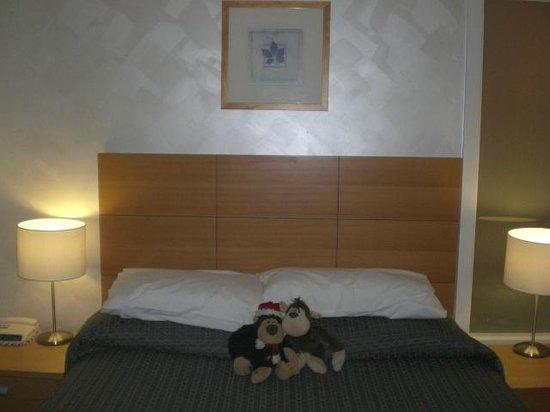 Quest Southbank Melbourne : Bed