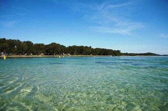 Swansea Lakeside Holiday Park: Lake Macquarie