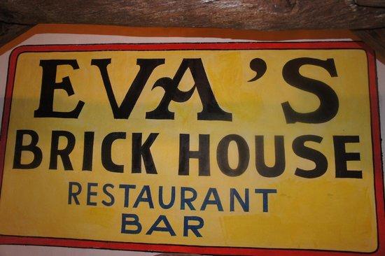 Eva`s Brickhouse: Eva's Brickhouse
