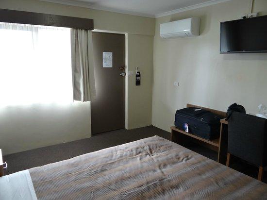 Seabrook Hotel: bedroom