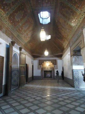 Palais de la Bahia : It was built by top artisans at the time.