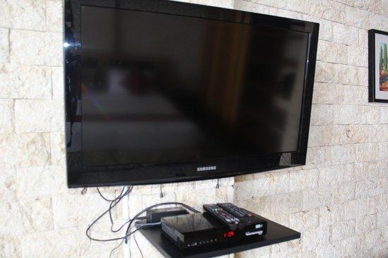 Eden Resort: TV Room 9