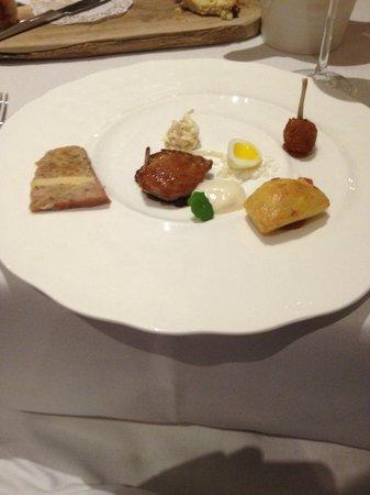 MacNean House & Restaurant: Quail
