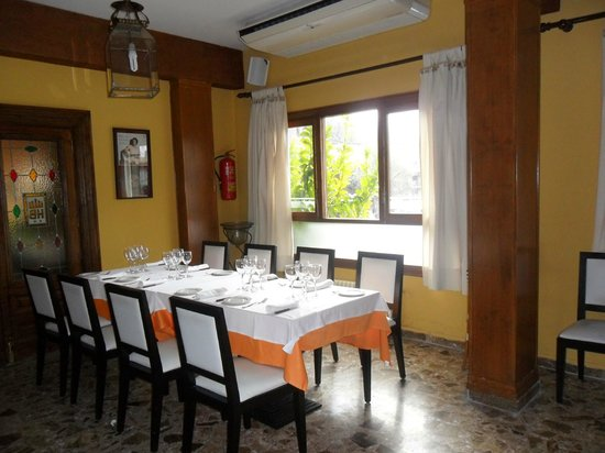 Mijares, Hiszpania: Comedor