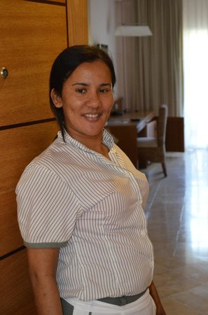 Be Live Collection Marien: Yaniris- Housekeeper, warm, helpful a wonderful lady!