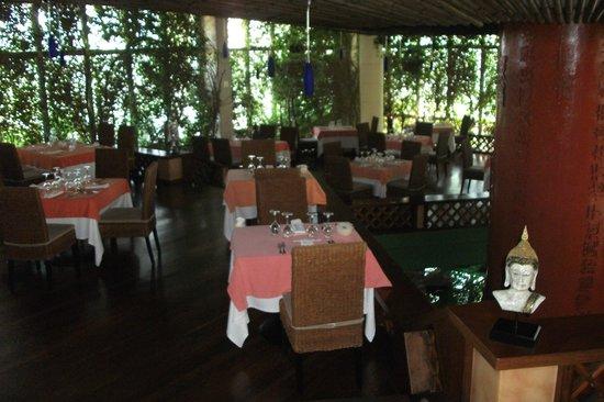 Grand Park Royal Cancun Caribe: Restaurante Oriental