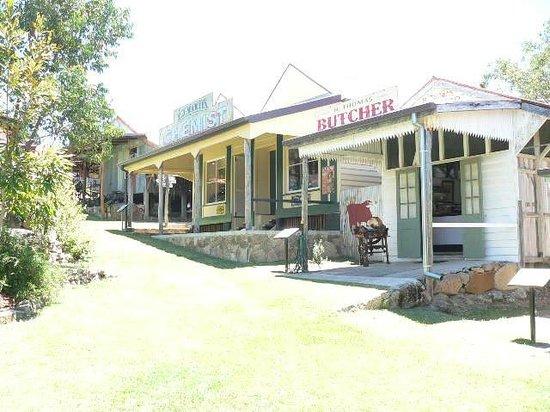 Historic Village Herberton: Herberton historic Village
