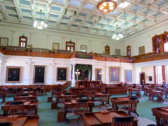 State Capitol : Impressive