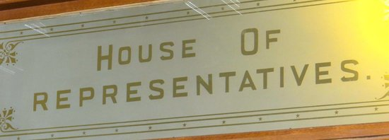 State Capitol : House of Representatives