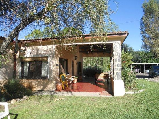 Las Acacias - Posada de Campo: La entrada