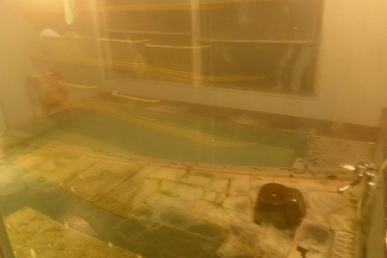 Hakuba Glorious: 大浴場(実際4人くらいでいっぱいです)