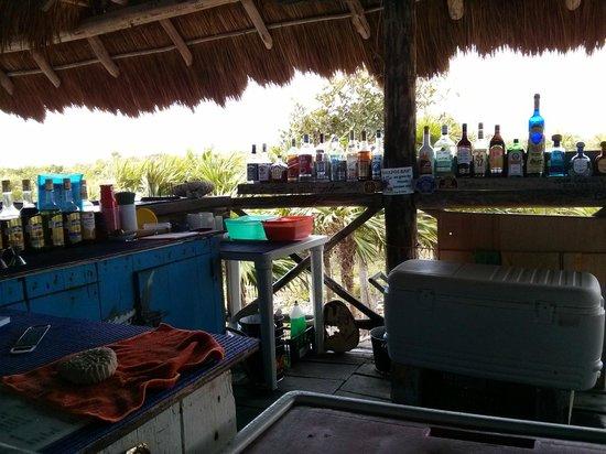 Andale Beach Bar: Andale bar