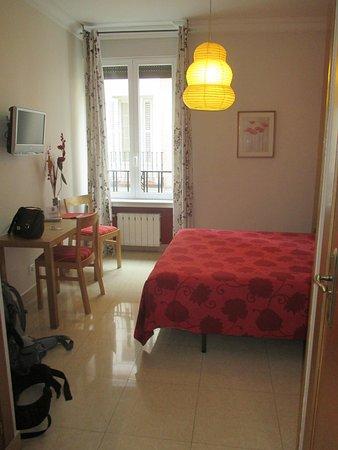 Hostal Barrera: Room