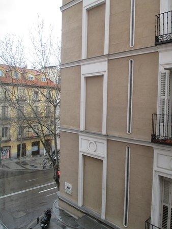 Hostal Barrera: View from window