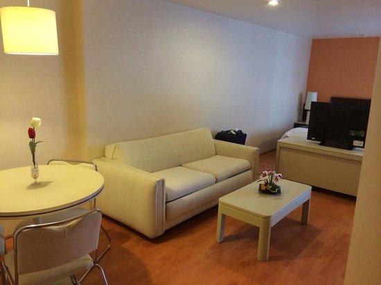 Hotel Century Zona Rosa Mexico: Jr Suite.