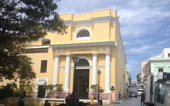 Hotel El Convento: Hotel