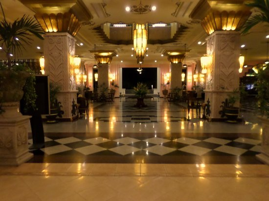 Hotel Riu Vallarta : lobby