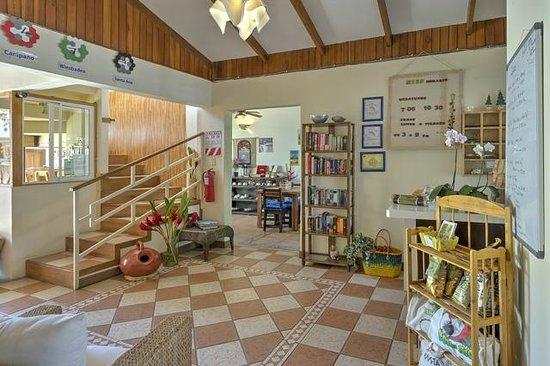 Hotel Casa Alegre / Posada Nena: Die Lobby