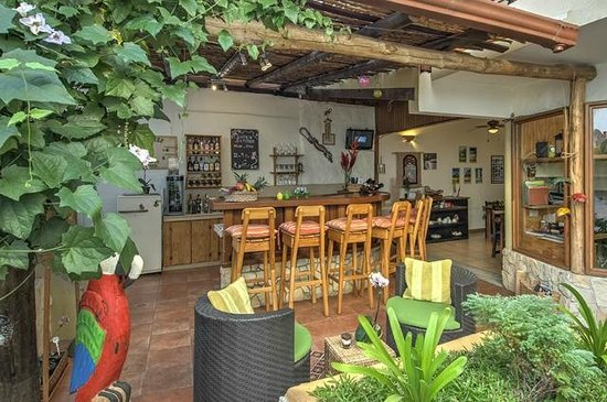 Hotel Casa Alegre / Posada Nena: Unsere gemütliche Bar